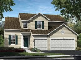 Fox Ridge Homes Floor Plans by Galveston Floor Plan In Windett Ridge Calatlantic Homes