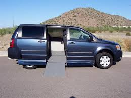 2008 dodge grand caravan se handicap wheelchair mobility for sale