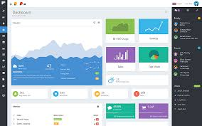 bootstrap templates for mvc 4 8 new bootstrap admin templates azmind