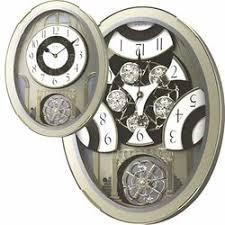 rhythm clocks classic brilliance