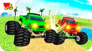 free download monster truck racing games car racing games mud crazy monster off road destruction game