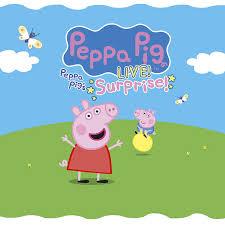 peppa pig live peppa pig u0027s big splash