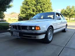 1992 bmw 7 series bmw 7 series sedan 1992 alpine white for sale wbagb4312ndb69375