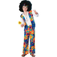 halloween pajamas for kids amazon com hippie boy kids costume toys u0026 games