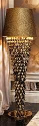 Brushed Silver Floor Lamp Top 25 Best Chandelier Floor Lamp Ideas On Pinterest Floor