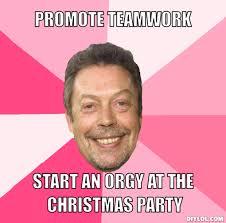 Christmas Party Meme - party meme