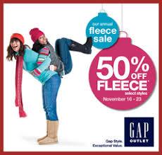 gap black friday sale gap outlet 50 off fleece sale starts today 15 off coupon