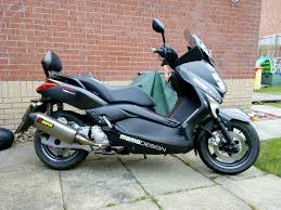 yamaha xmax 125 in west end glasgow gumtree