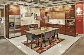 Display Kitchen Cabinets Ikea Kitchen Showroom Display Showroom Pinterest Kitchen