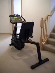 Recumbent Bike Under Desk by This U0027n That Home Office Desks Chairs Coco Kelley Coco