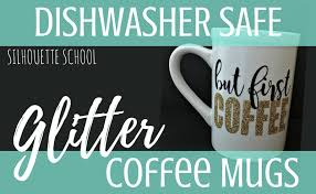 best early black friday deals on htv vinyl glitter heat transfer vinyl for dishwasher safe mugs silhouette