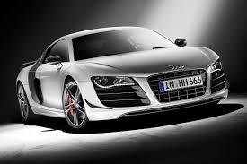 Audi R8 Front - audi r8 gt suzuka grey front static eurocar news