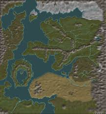 mount and blade map map image warsword conquest mod for mount blade warband mod db