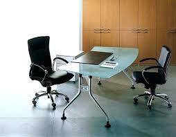 modern glass work desk best of glass office desks office furniture glass office desk the