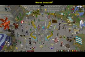 Runescape 2007 World Map by Can You Find Gnome Child Episode 3 The Wilderness 2007scape