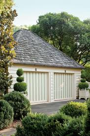 Garage Styles by A Charming Restoration Southern Living