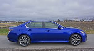 lexus gs 350 vs q70 2016 lexus gs 350 awd f sport road test review carcostcanada