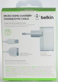 test of belkin micro home charger