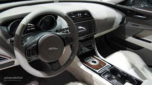 jaguar cars interior jaguar xe debuts at paris pricing announced ingenium engine