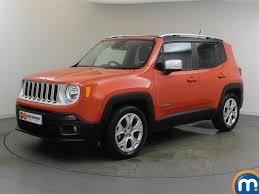 jeep burnt orange orange cars for sale buy orange cars for sale at motors co uk