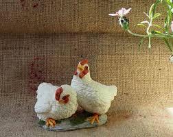 chicken ornament etsy