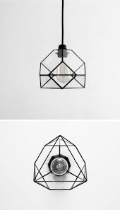 Geometric Pendant Light by These Delicate And Handmade Pendant Lights Offer A Geometric