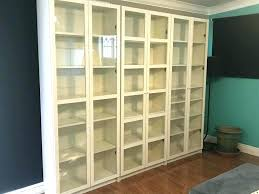 tall bookcase with glass doors ikea bookcase with doors bookcase doors 3 bookcases with glass doors