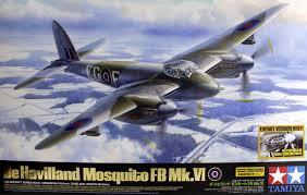 tamiya de havilland mosquito fb mk vi 1 32 model kit at mighty