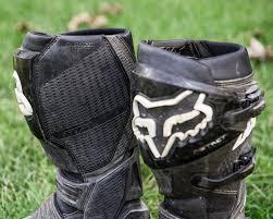fox dirt bike boots fox instinct boots dirt bike test