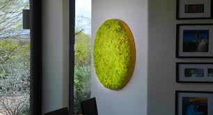 moss wall art by plant solutions a living wall designer
