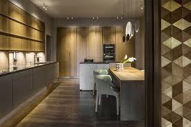 plafond de cuisine design suspensions design et meubles de cuisine en bois massif faux