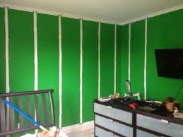 how to paint an nfl diy football field for a kid u0027s room