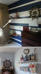 Nautical Bookcase These 21 Nautical Inspired Room Ideas Your Kids Will Say Wow