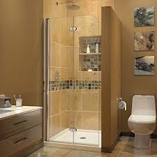 glass shower doors amazon com