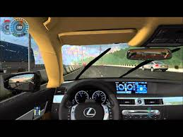youtube lexus gs 350 f sport city car driving 1 3 lexus gs 350 f highway cruise youtube