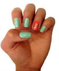 bubble free nails brown u0026 coconut