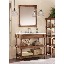 Open Bathroom Vanity by Home Decorators Collection Montaigne 37 In W X 22 In D Open Bath