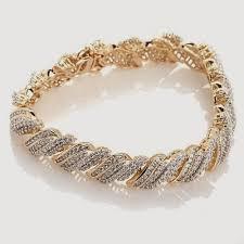 bracelet designs images Stylish and elegant bracelet designs for brides 2014 wfwomen jpg
