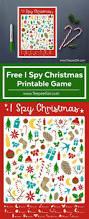 free i spy christmas printable game teepee