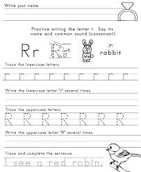 letters practice writing letters worksheets preschool free