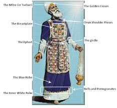 high priest garments exodus 28 priestly vestments and their meaning qorbono