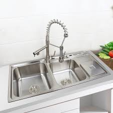 Stainless Steel Double Sink Compare Prices On Stainless Steel Double Sinks Online Shopping