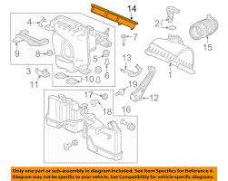 nissan versa engine diagram honda oem 2016 civic engine air filter 172205baa00 ebay
