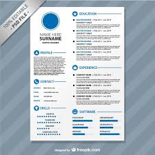 Download Free Creative Resume Templates Psd Resume Template 18 Free Creative Resume Template In Psd Format