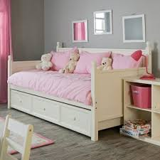 White Daybed With Storage Daybed With Drawers Plans Storage Uk Size Ikea Trundle And