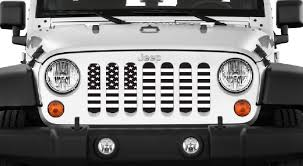 Rugged Ridge Billet Grille Inserts In Black Grille Inserts U2013 Jeep World