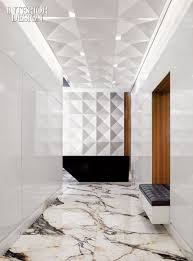 ELEVATOR LOBBY INTERIOR DESIGN CONCEPTS VidaDesign - Lobby interior design ideas