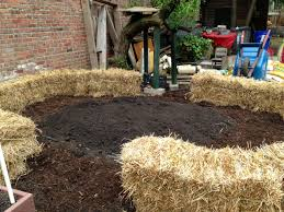 straw bale gardening the biodegradable alternative to raised beds