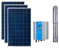 Basta Solar Brasil - Bombas d' água @TR55