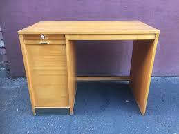 Langer Schreibtisch Retrokaufhaus Möbel Der 80er 70er 60er 50er Jahre